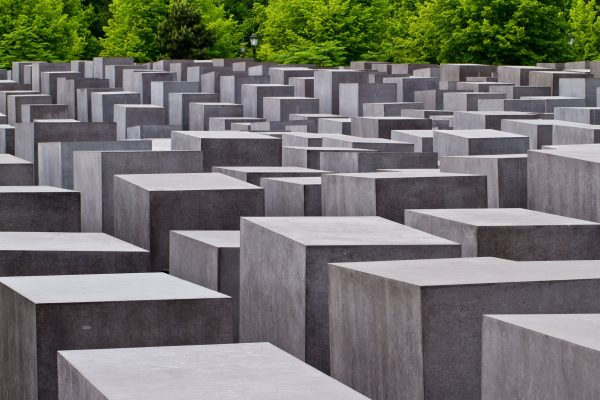 Berlin - Pomnik Ofiar Holocaustu