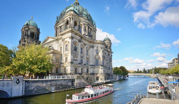 Berlin - katedra berlińska