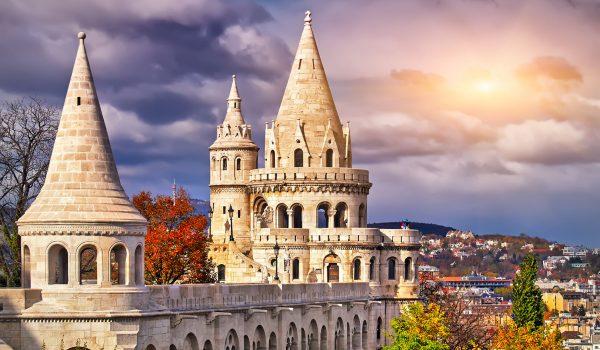 Budapeszt - Baszta Rybacka