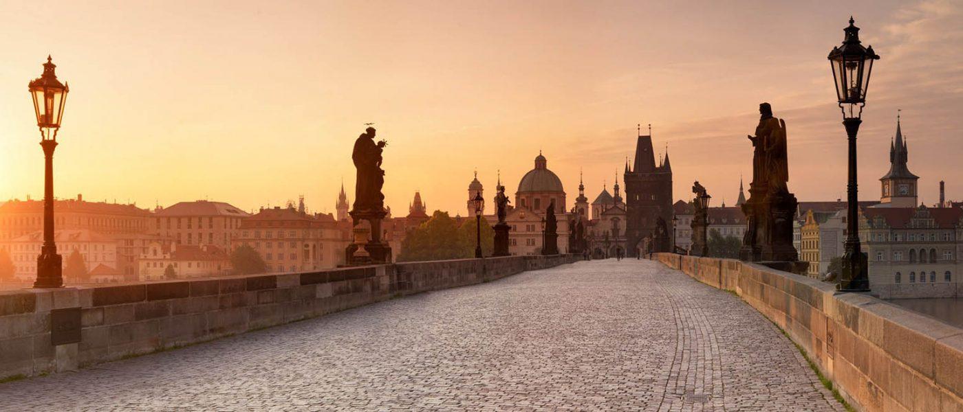 Praga - most Karola